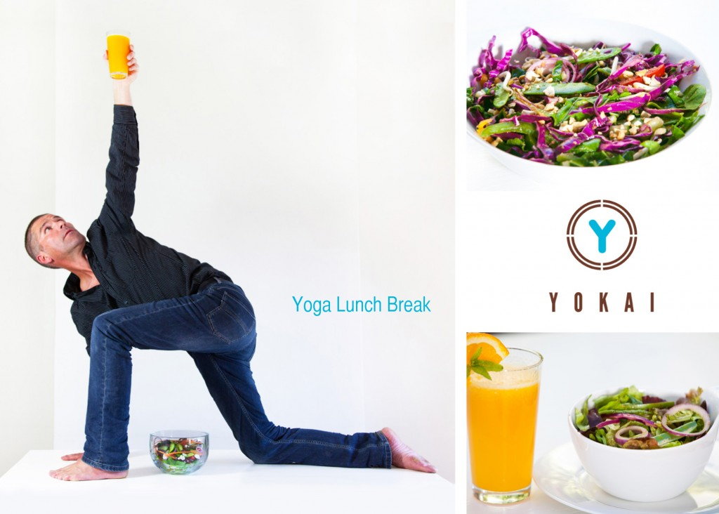 YOKAI / Yoga Lunch Break, Cape Town South Africa